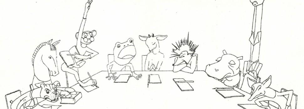 Les comportements dans les groupes de travail