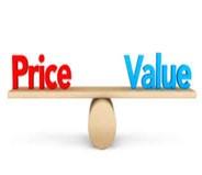 La politique de «prix-valeur» selon le Cabinet Simon-Kucher.